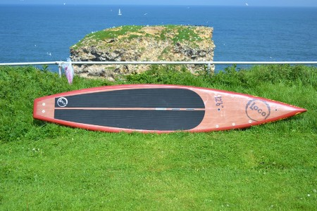 "2014 12'6"" x 29"" Loco SUP Race Touring Paddle Board"