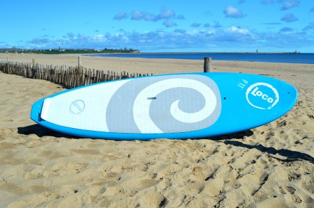 "9'11"" Loco SUP (Blue) Allround Paddle Board for Beginners"