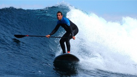 Joe puts the 2013 shapes through their paces out in Fuerteventura