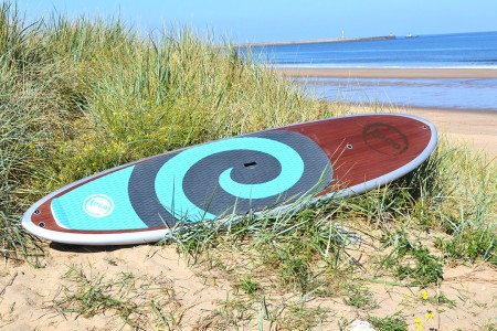 "2015 10′ x 29"" Loco SUP Nose Rider Paddle Board"