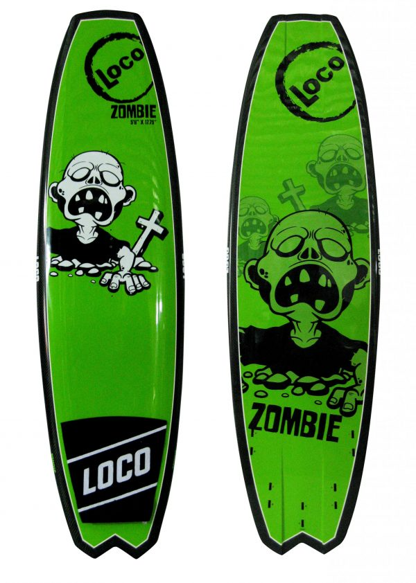 Loco Zombie Directional Kite Board