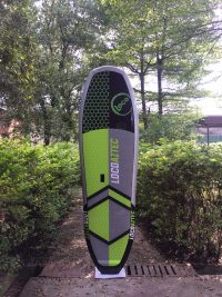 2018 Loco Aztec Stand Up Paddle Board with WindSUP and HydroFoil top