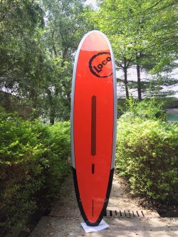 2018 Loco Inca SUP 11' bottom