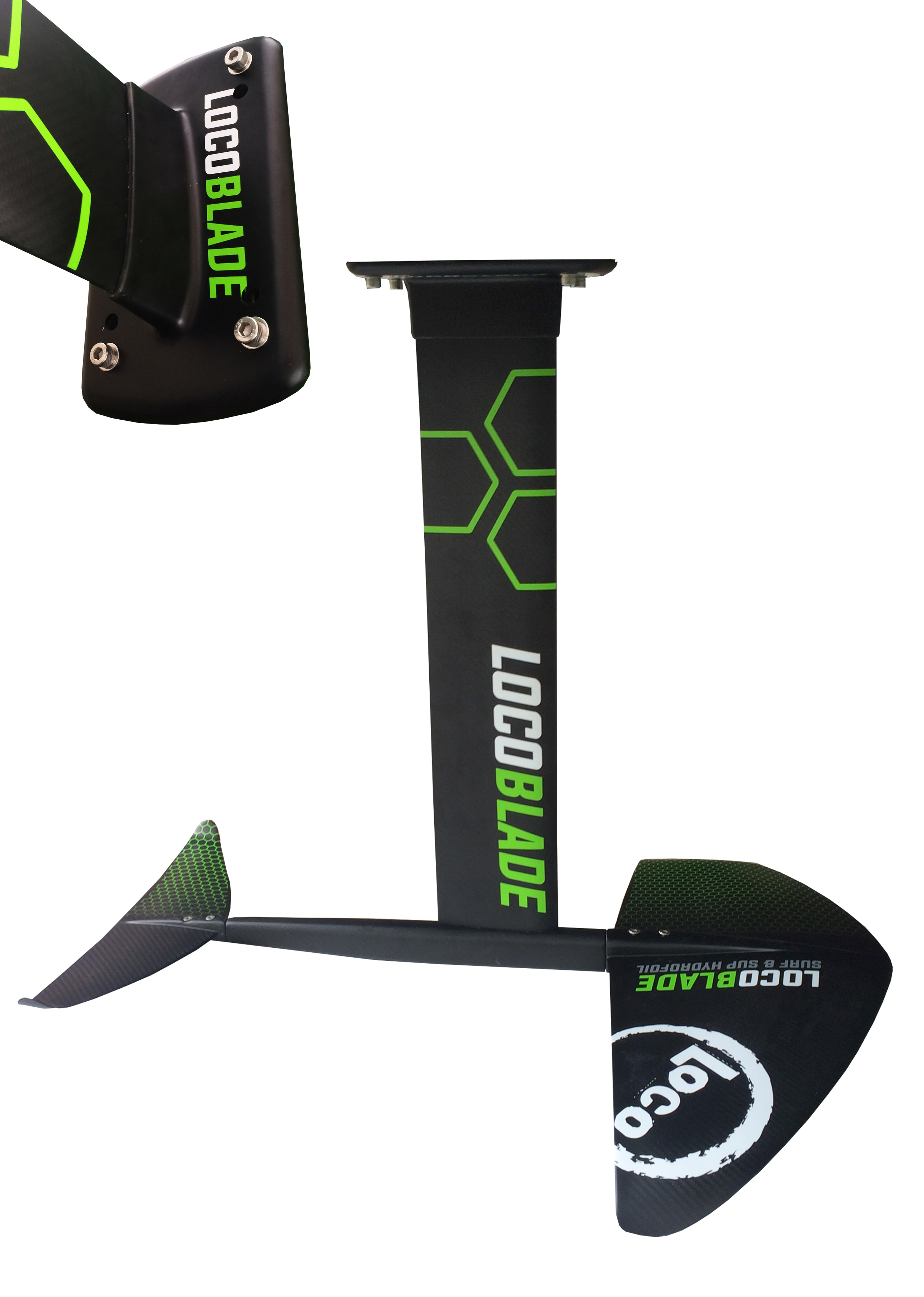 2018-Loco-Blade-Carbon-Hydro-Foil-For-SUPs-&-Surfboards