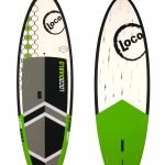 2020 Loco El Diablo Stand Up Paddle Board Carbon SUP