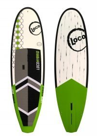 2020 Loco Hybrid Stand Up Paddle Board SUP