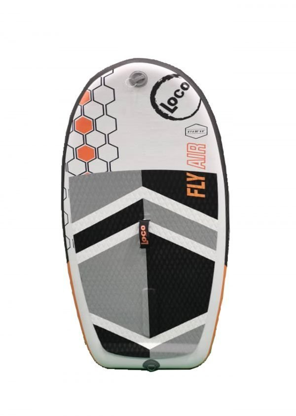 2021 Loco Fly Air inflatable SUP Foil